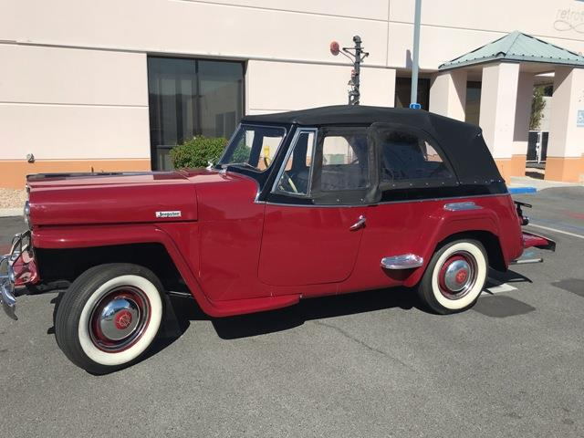1948 Willys Jeepster (CC-1273884) for sale in Palm Springs, California