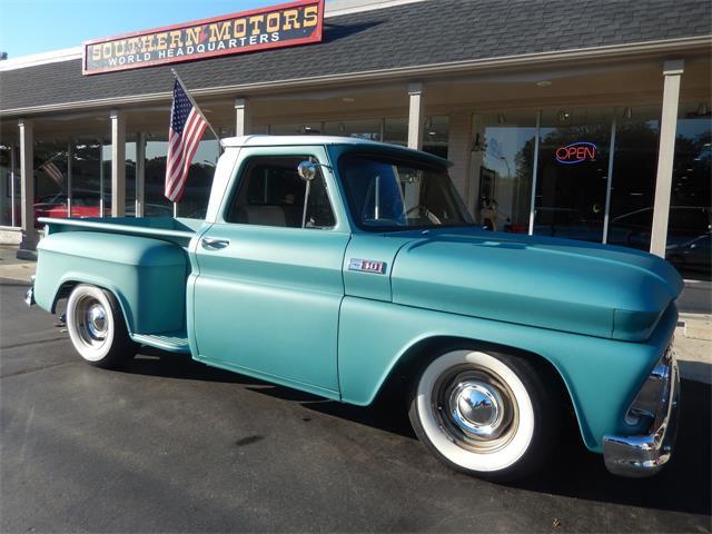 1965 Chevrolet C10 (CC-1270389) for sale in Clarkston, Michigan