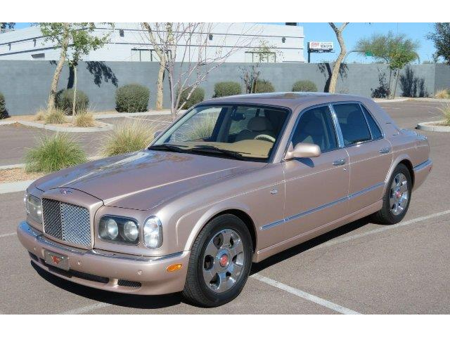 2000 Bentley Arnage (CC-1273895) for sale in Palm Springs, California