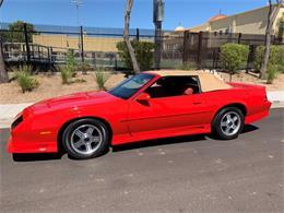 1991 Chevrolet Camaro Z28 (CC-1273899) for sale in Palm Springs, California