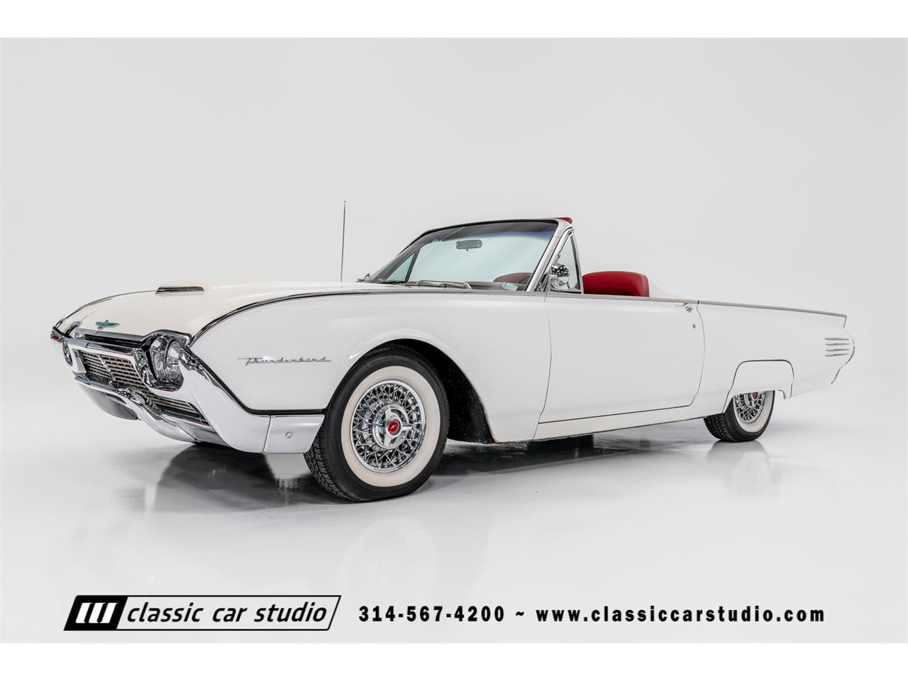 1961 Ford Thunderbird For Sale Classiccars Com Cc 1270390