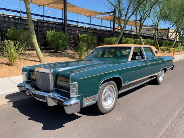 1978 Lincoln Town Car (CC-1273902) for sale in Palm Springs, California