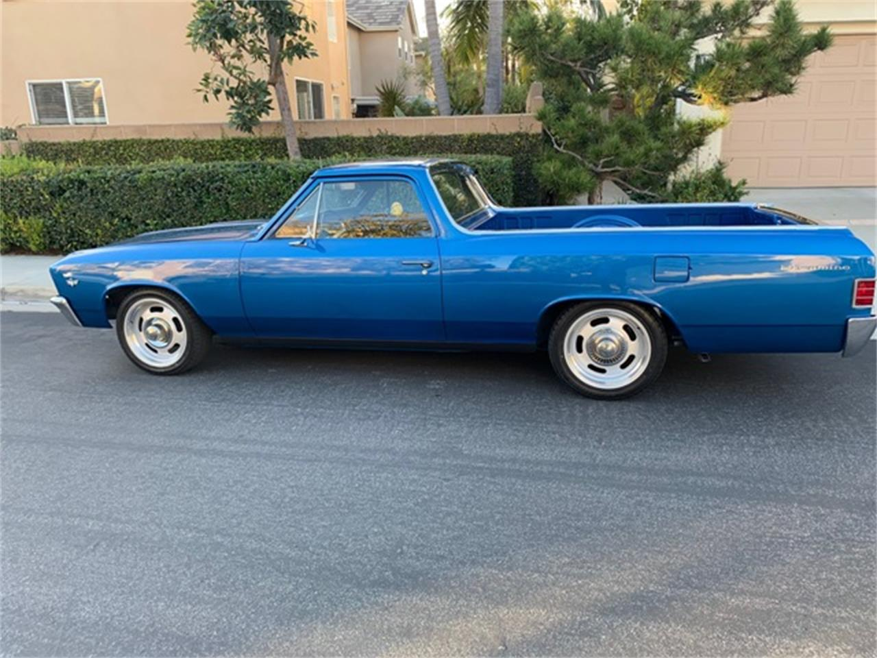 1967 Chevrolet El Camino (CC-1273907) for sale in Palm Springs, California