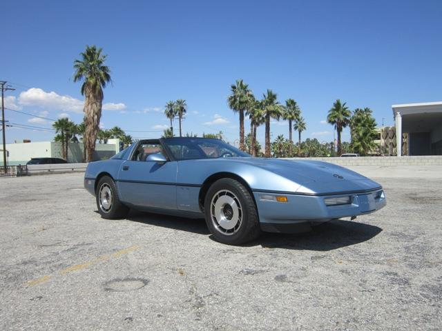 1984 Chevrolet Corvette (CC-1273913) for sale in Palm Springs, California