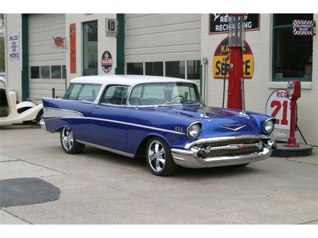 1957 Chevrolet Nomad (CC-1273915) for sale in Palm Springs, California