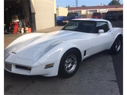 1980 Chevrolet Corvette (CC-1273921) for sale in Palm Springs, California