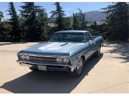 1967 Chevrolet El Camino (CC-1273926) for sale in Palm Springs, California