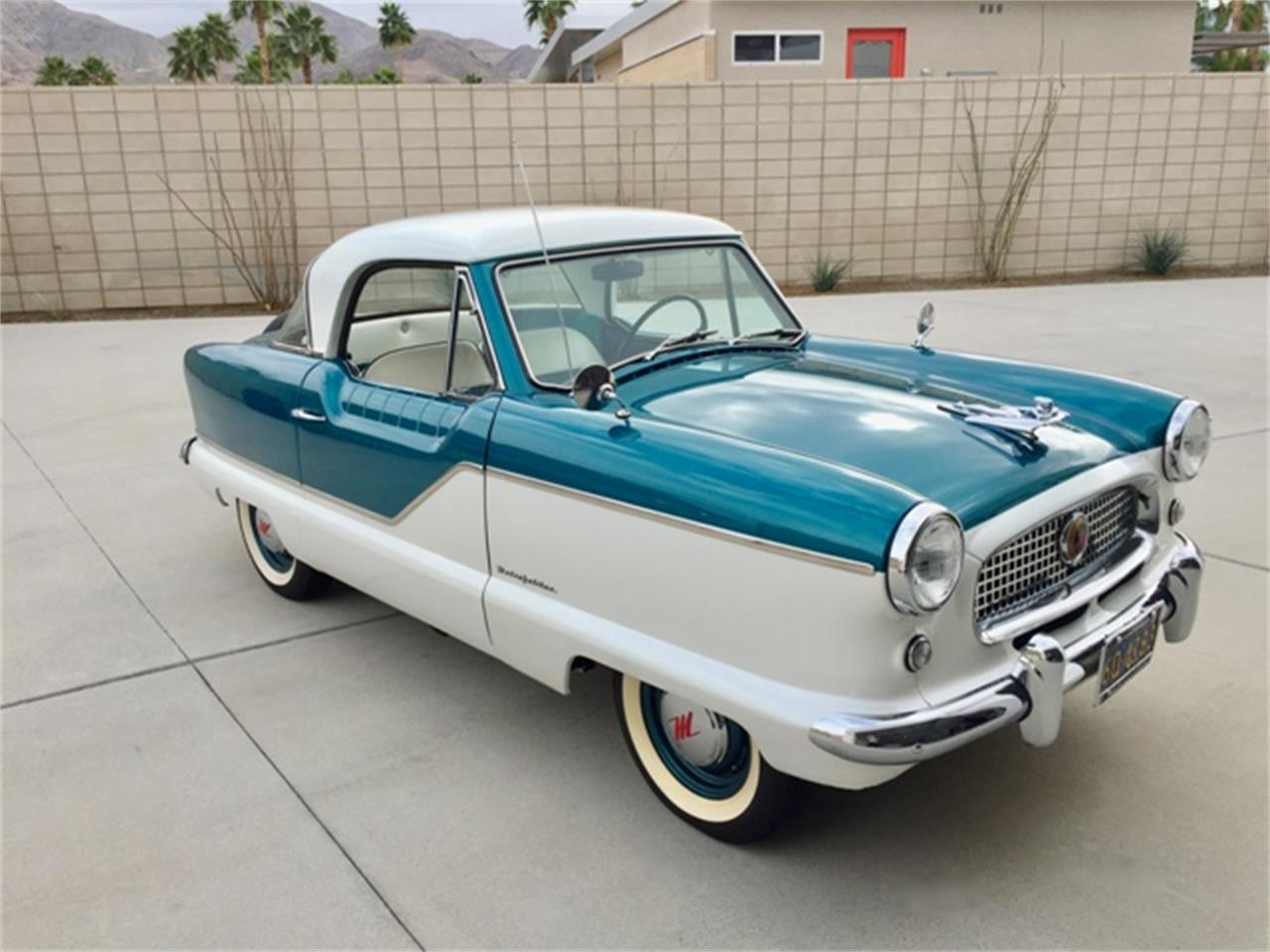 1961 Nash Metropolitan (CC-1273927) for sale in Palm Springs, California