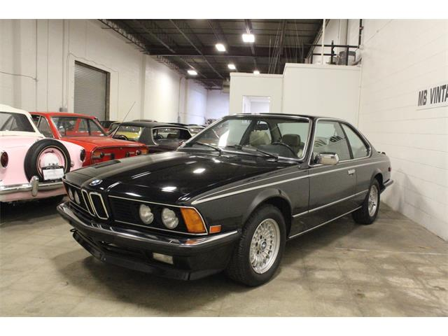 1984 BMW 635csi (CC-1270394) for sale in Cleveland, Ohio