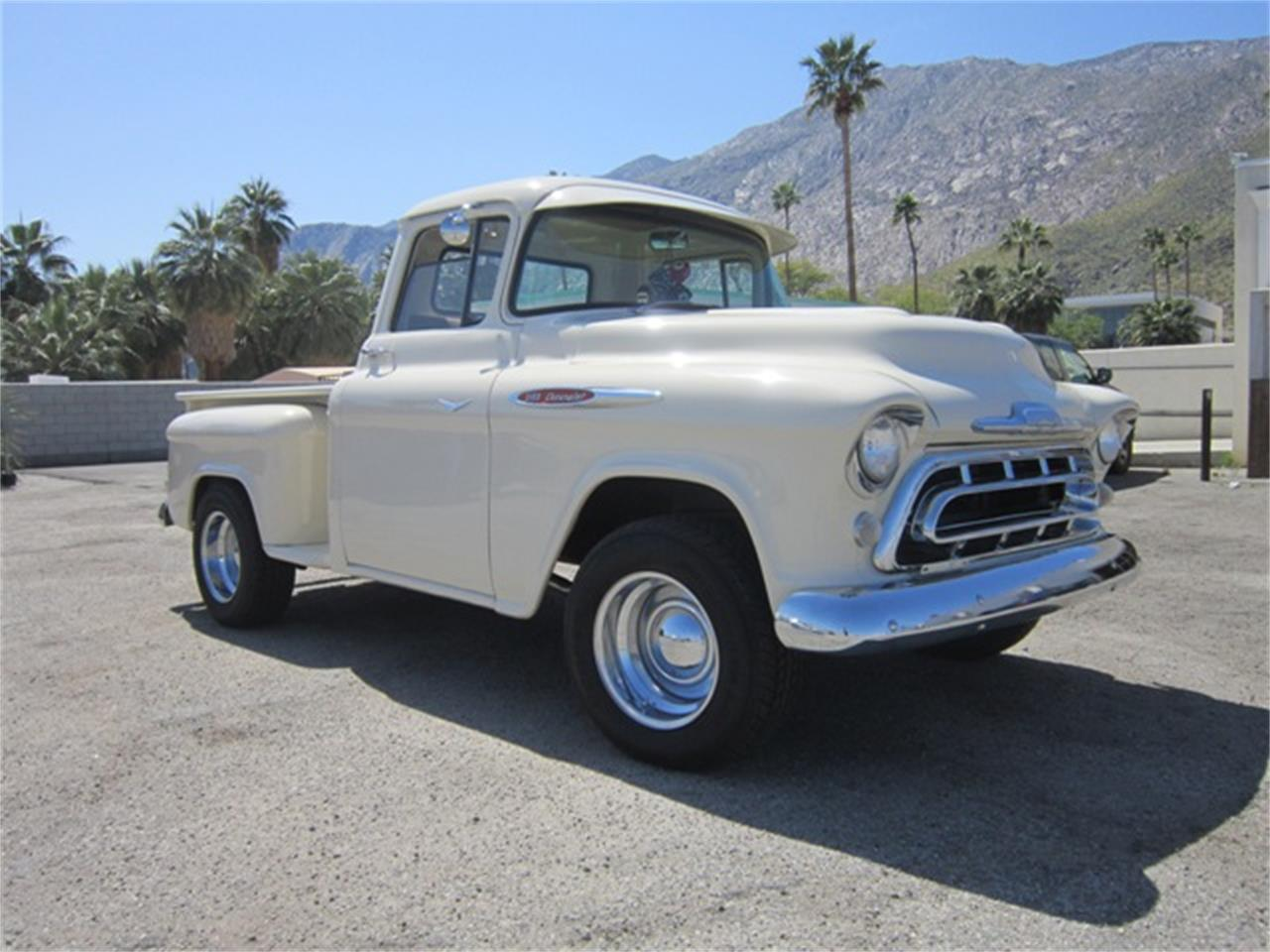 1957 Chevrolet 3100 (CC-1273941) for sale in Palm Springs, California