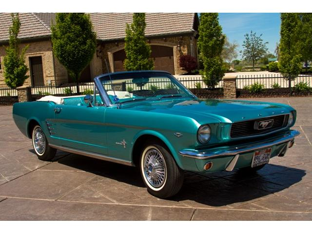 1966 Ford Mustang (CC-1273948) for sale in Palm Springs, California