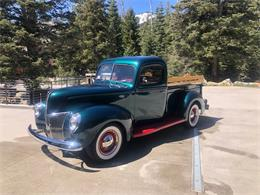 1940 Ford F100 (CC-1273950) for sale in Palm Springs, California