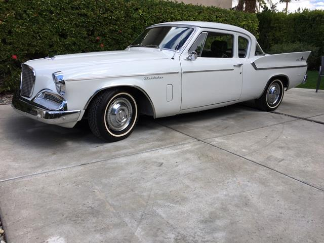 1959 Studebaker Silver Hawk (CC-1273951) for sale in Palm Springs, California
