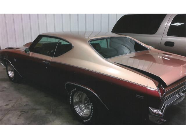 1969 Chevrolet Chevelle SS (CC-1273953) for sale in Palm Springs, California