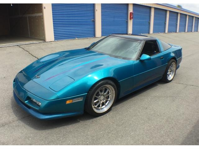 1992 Chevrolet Corvette (CC-1273966) for sale in Palm Springs, California