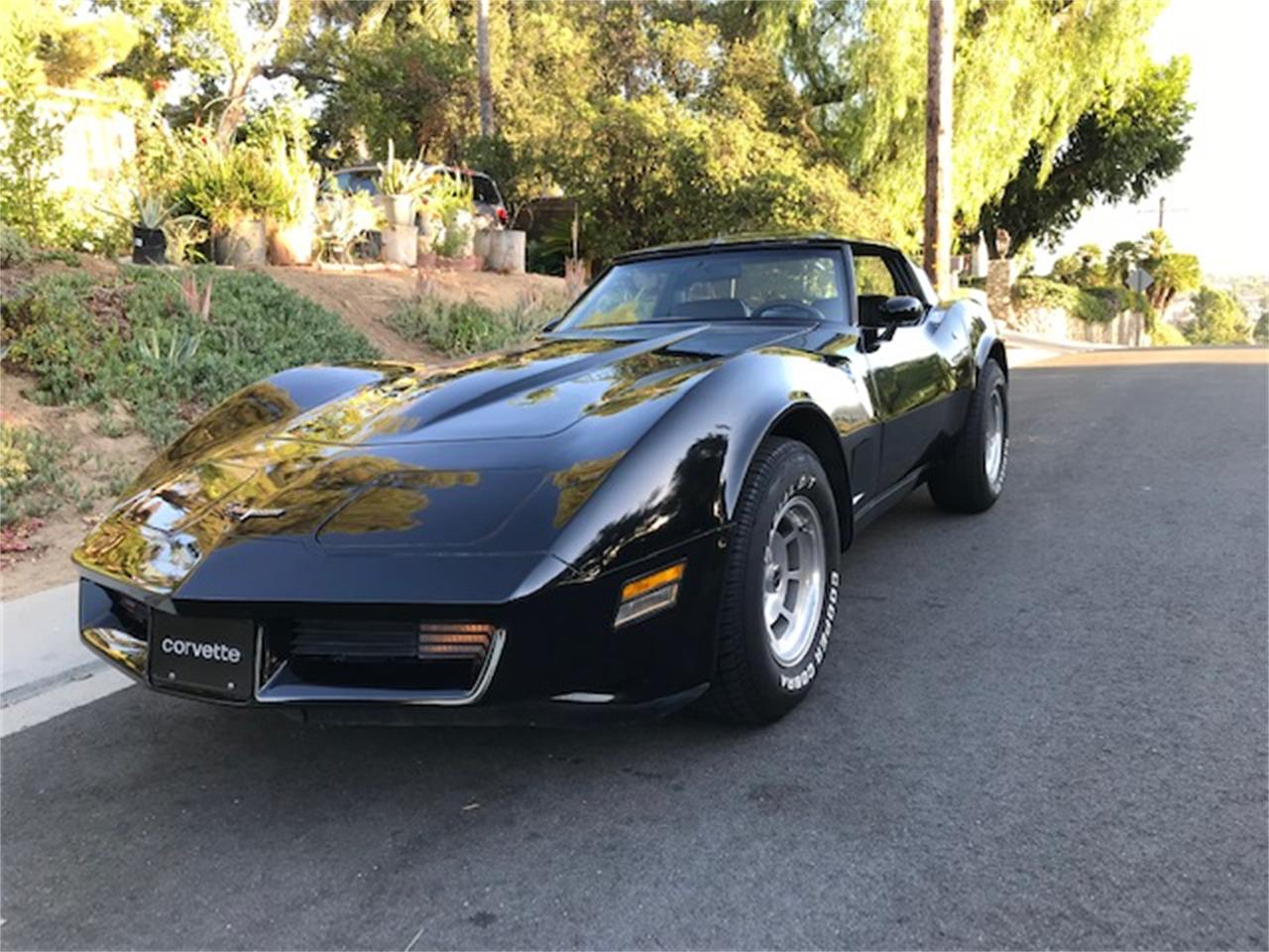 1980 Chevrolet Corvette (CC-1273968) for sale in Palm Springs, California