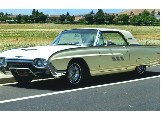 1963 Ford Thunderbird (CC-1273969) for sale in Palm Springs, California