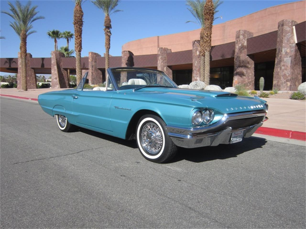 1964 Ford Thunderbird (CC-1273973) for sale in Palm Springs, California