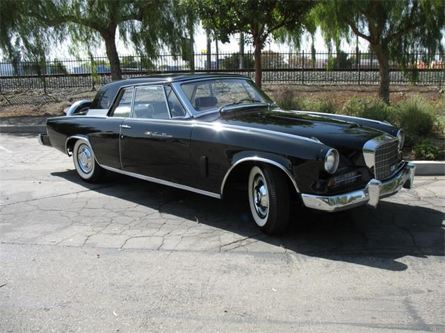 1963 Studebaker Hawk (CC-1273979) for sale in Palm Springs, California