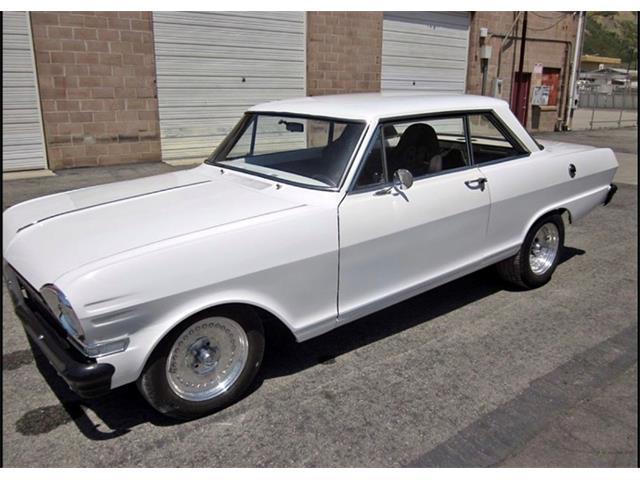 1963 Chevrolet Nova (CC-1273986) for sale in Palm Springs, California