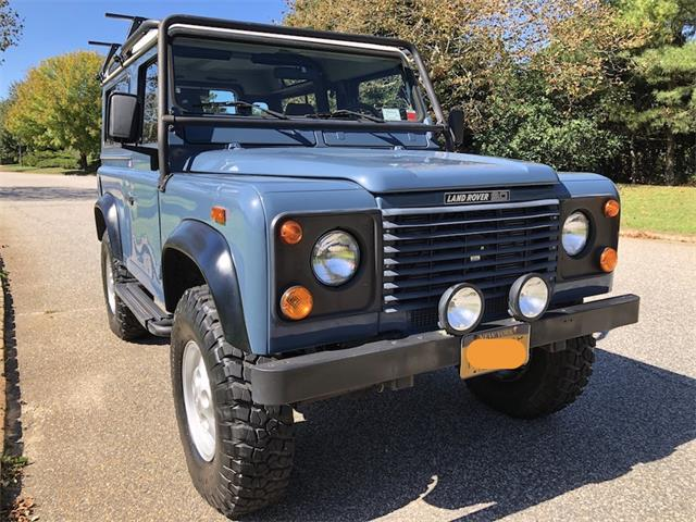 1997 Land Rover Defender (CC-1270399) for sale in Southampton, New York