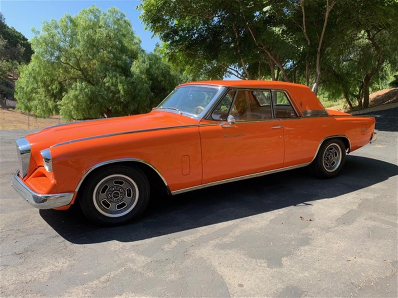 1962 Studebaker Gran Turismo Hawk (CC-1273991) for sale in Palm Springs, California