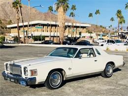 1978 Chrysler Cordoba (CC-1273992) for sale in Palm Springs, California