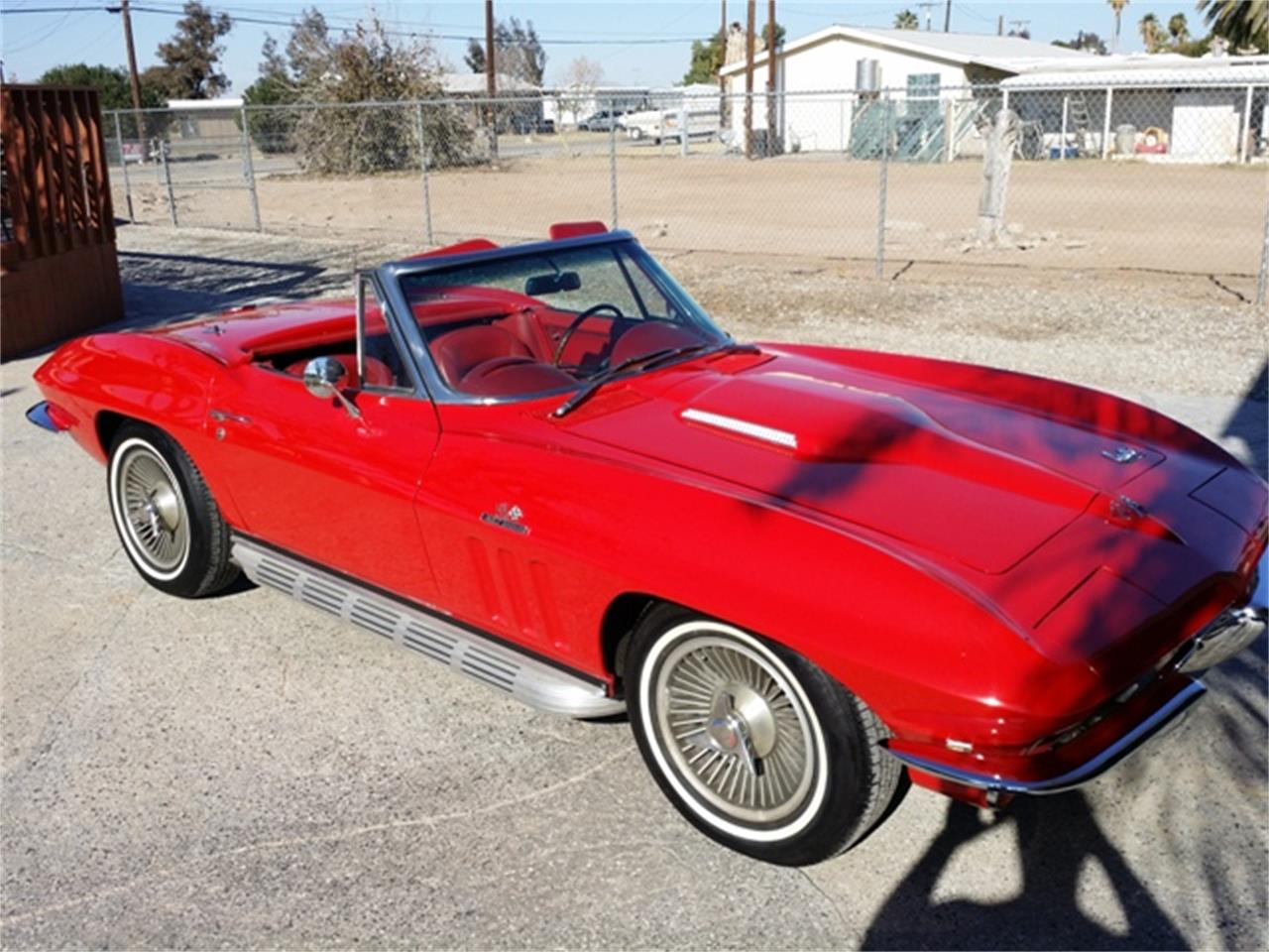 1966 Chevrolet Corvette (CC-1273994) for sale in Palm Springs, California