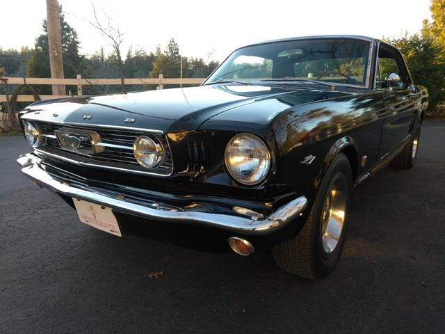 1966 Ford Mustang GT (CC-1273998) for sale in Palm Springs, California