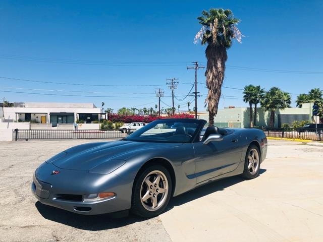 2004 Chevrolet Corvette (CC-1274001) for sale in Palm Springs, California