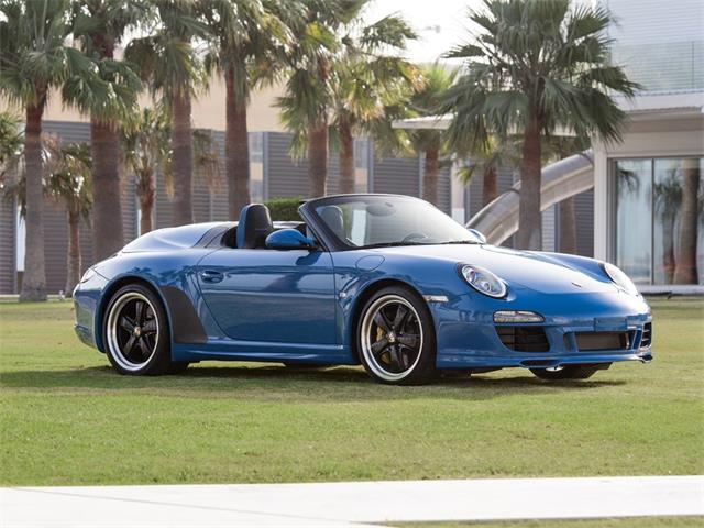 2011 Porsche 911 Speedster (CC-1274024) for sale in Yas Island, Abu Dhabi