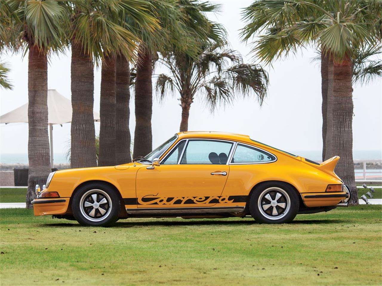 1973 Porsche 911 Carrera RS (CC-1274025) for sale in Yas Island, Abu Dhabi