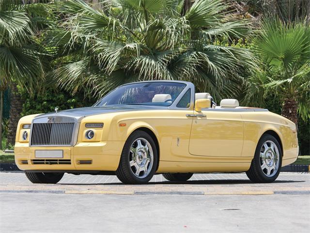 2008 Rolls-Royce Phantom (CC-1274026) for sale in Yas Island, Abu Dhabi