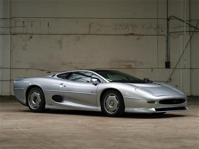 1993 Jaguar XJ (CC-1274032) for sale in Yas Island, Abu Dhabi