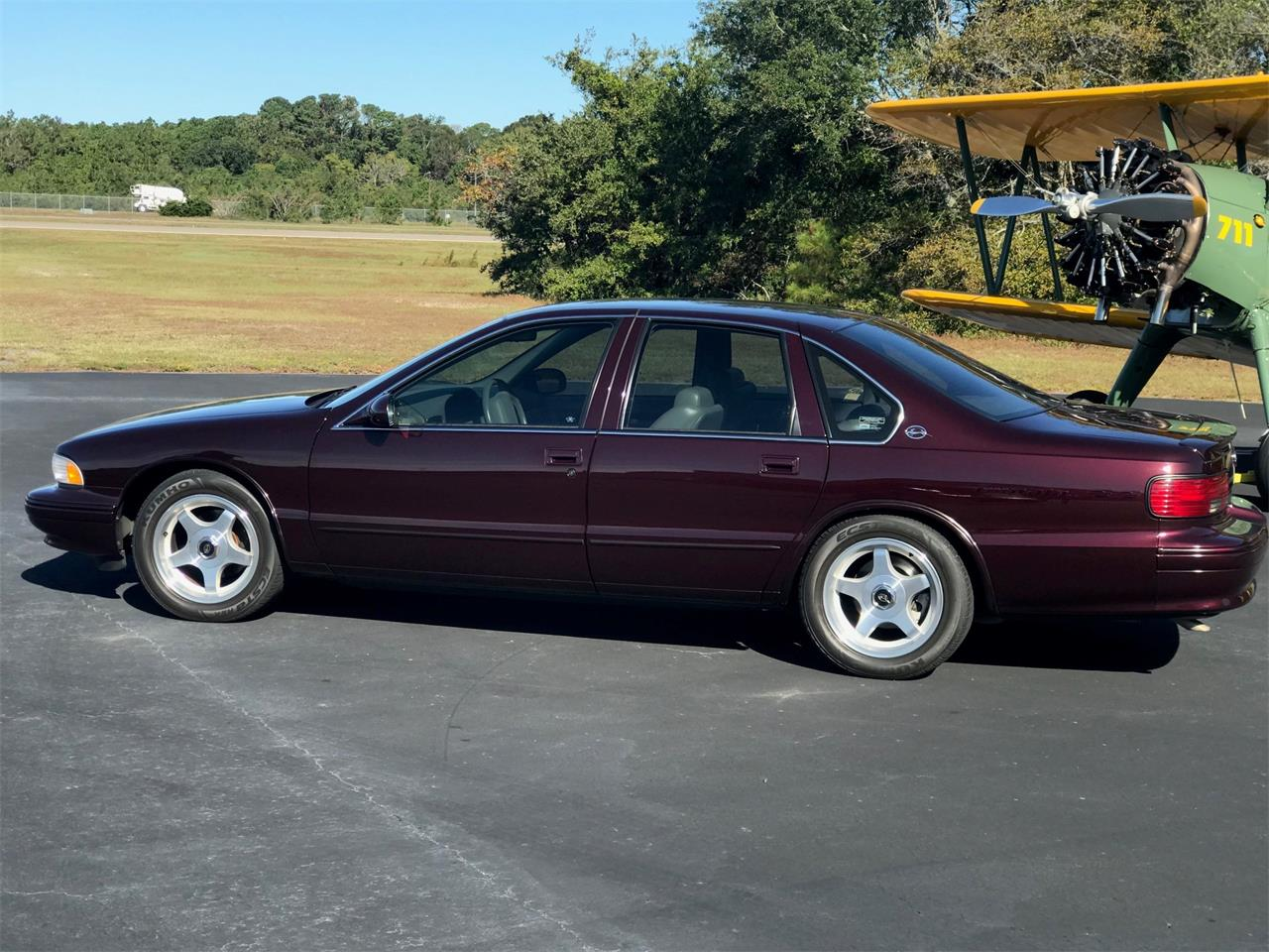 1996 Chevrolet Impala SS (CC-1274039) for sale in Oak Island, North Carolina