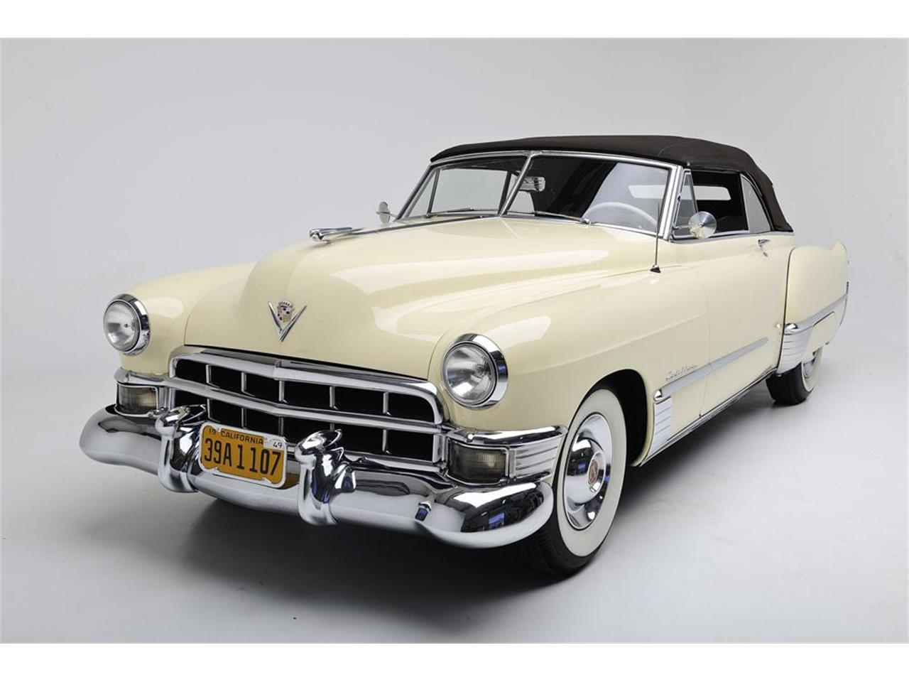 1949 Cadillac Series 62 (CC-1274046) for sale in Palm Springs, California