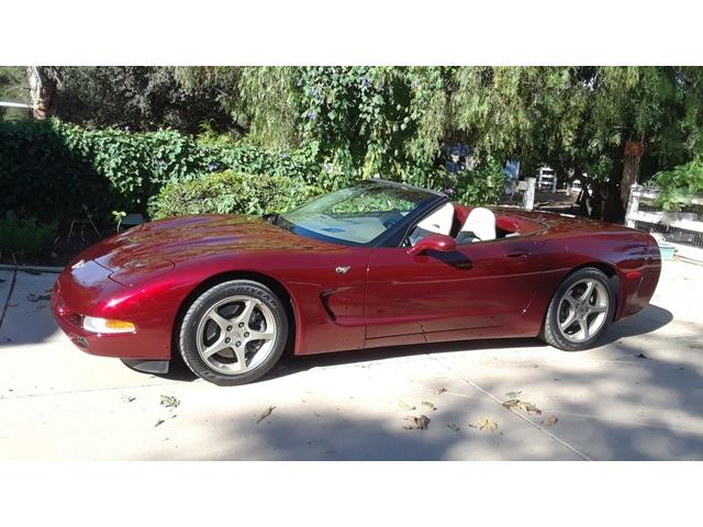 2003 Chevrolet Corvette (CC-1274047) for sale in Palm Springs, California