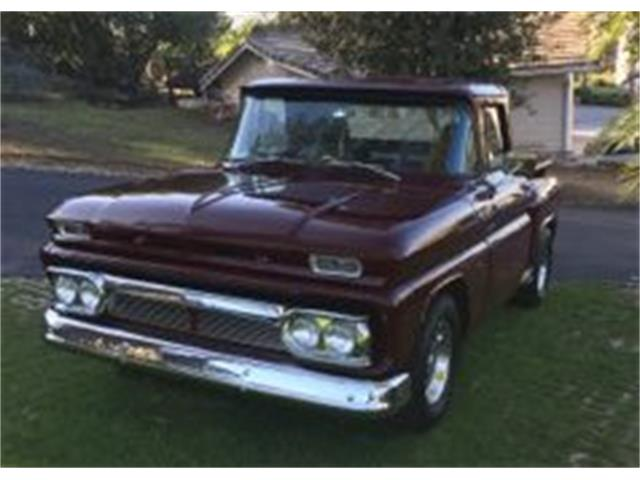 1962 Chevrolet C10 (CC-1274048) for sale in Palm Springs, California