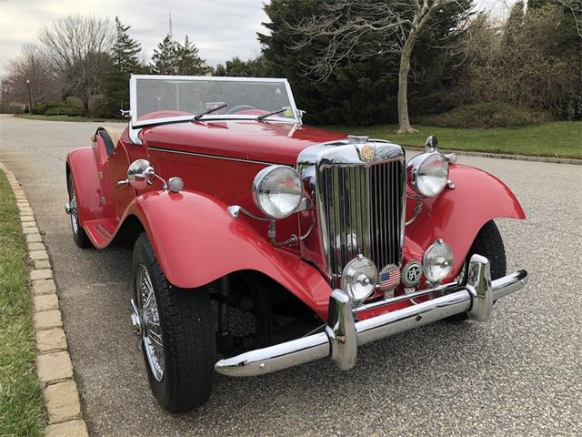 1952 MG TD (CC-1270405) for sale in Southampton, New York