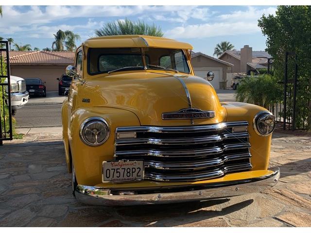 1951 Chevrolet Pickup (CC-1274052) for sale in Palm Springs, California