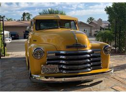 1951 Chevrolet Pickup (CC-1274052) for sale in Palm Springs, California