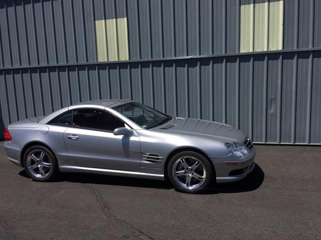 2004 Mercedes-Benz SL600 (CC-1274055) for sale in Palm Springs, California