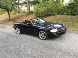 2000 Mercedes-Benz SL500 (CC-1274060) for sale in Palm Springs, California