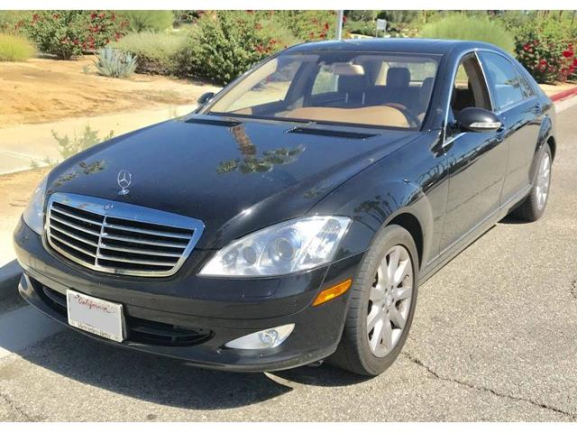 2008 Mercedes-Benz S550 (CC-1274079) for sale in Palm Springs, California
