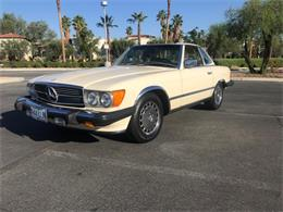 1987 Mercedes-Benz 560SL (CC-1274084) for sale in Palm Springs, California