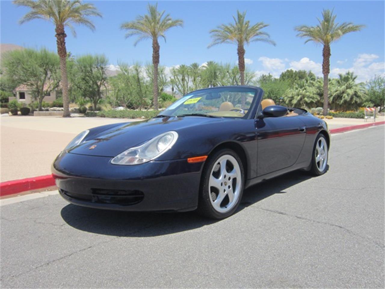 2000 Porsche 911 Carrera (CC-1274089) for sale in Palm Springs, California