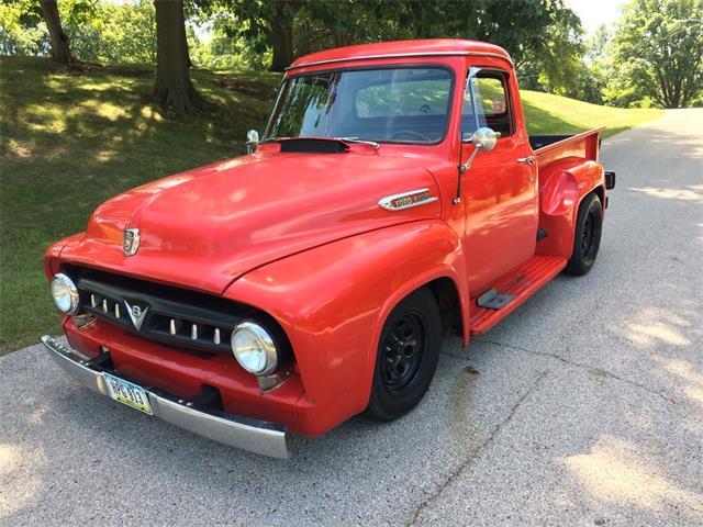 1954 Ford F100 (CC-1274097) for sale in Bettendorf, Iowa