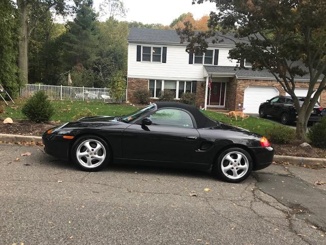1998 Porsche Boxster (CC-1274103) for sale in Montvale, New Jersey