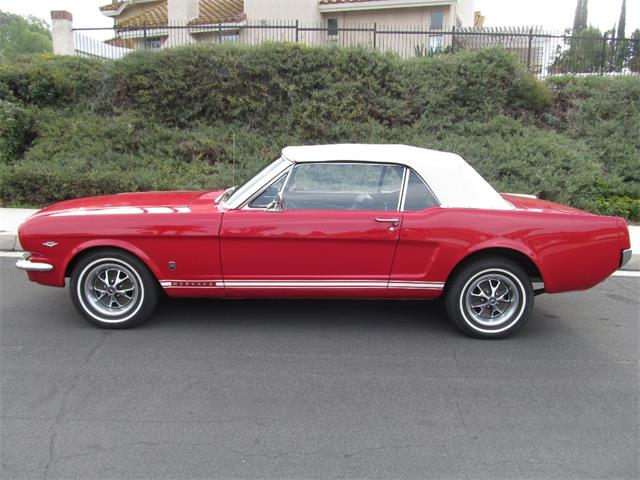 1966 Ford Mustang GT (CC-1274110) for sale in Palm Springs, California