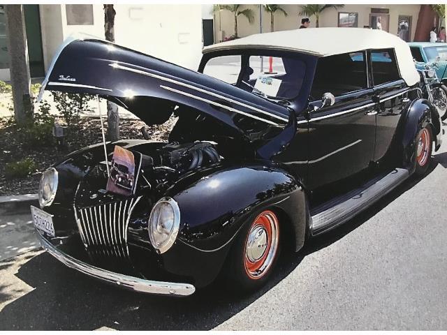 1939 Ford Sedan (CC-1274111) for sale in Palm Springs, California